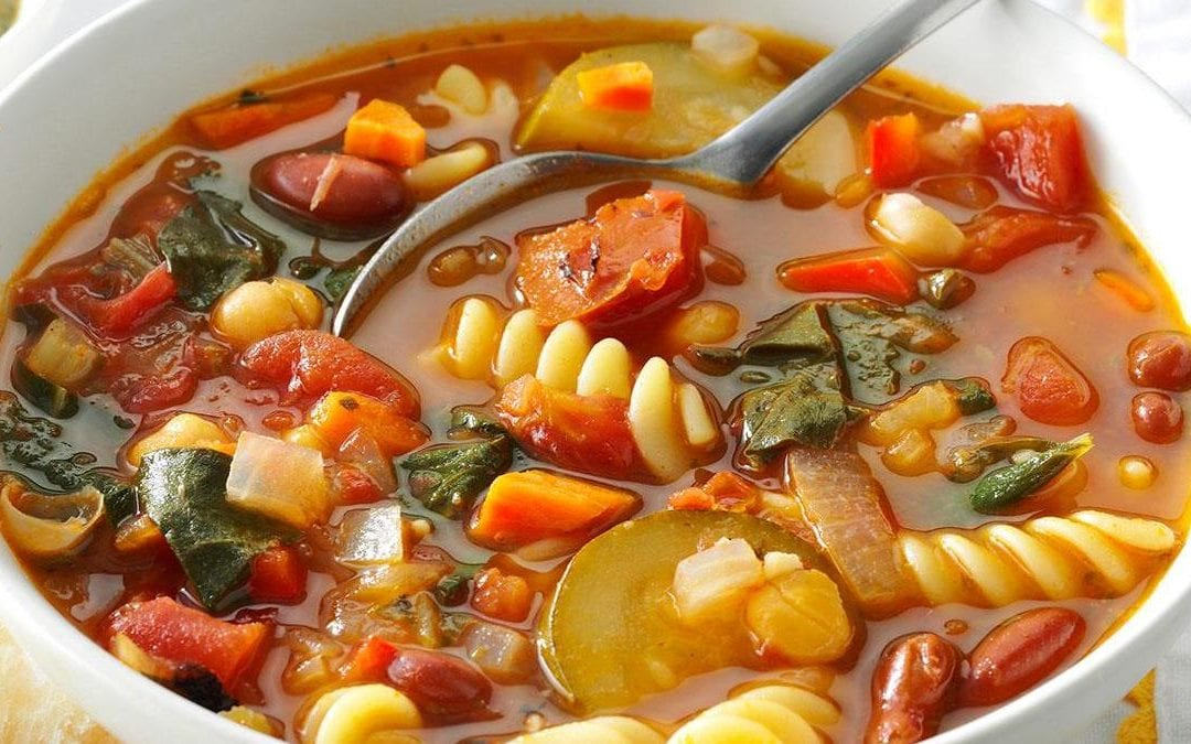 Mama's Minestrone Soup