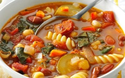 Mama's Minestrone Soup