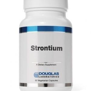 Strontium - 90 Count