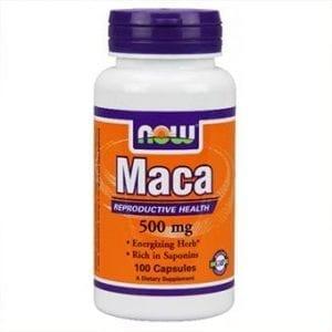 Maca 500 mg - 100 Capsules